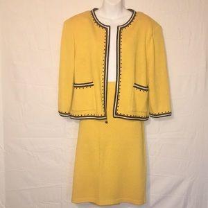 Vintage St. John Suit